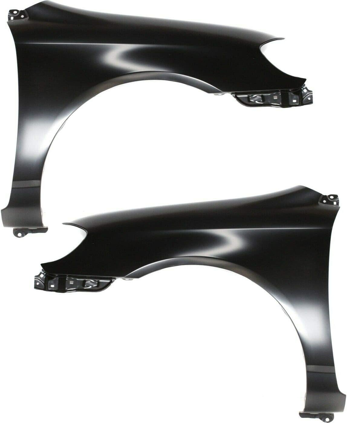 Puermto Fender Set Compatible with CE 67% Fresno Mall OFF of fixed price LE Sedan Primed Stee Front