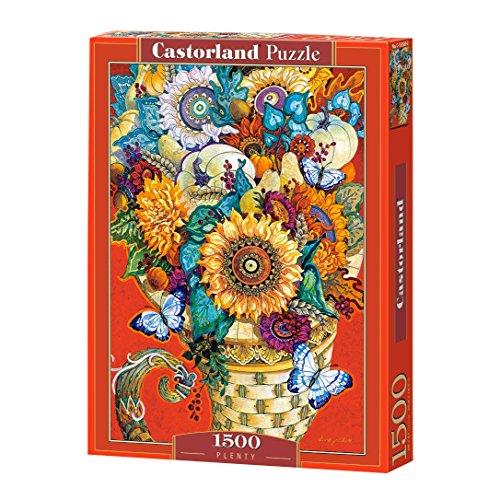 Castorland C-151585-2 Plenty - Puzzle da 1500 Pezzi