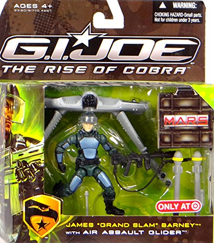 G.I. Joe: The Rise of Cobra Exclusive M.A.R.S. Troopers Action Figure James \