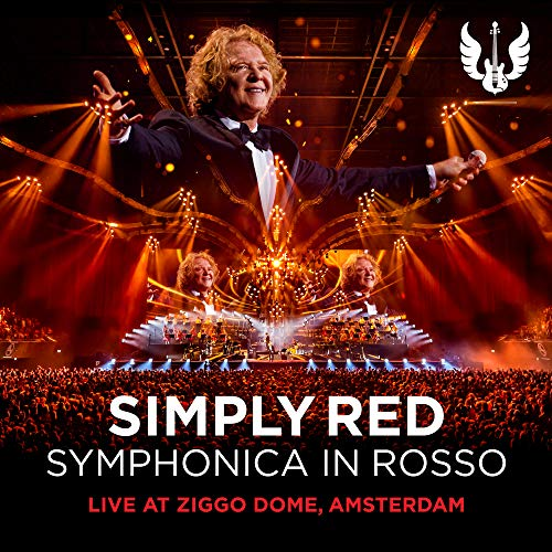 Simply Red - Symphonica In Rosso -..