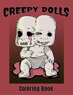 horror art dolls