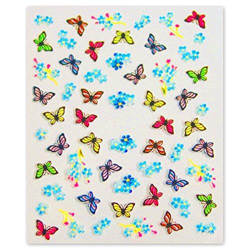 Sweet Butterfly Studio Max Stickers fluo