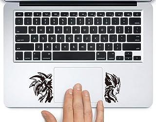Dragon Balls Gogeta and Vegto Sticker for Laptop MacBooks Cars أو أي سطح أملس