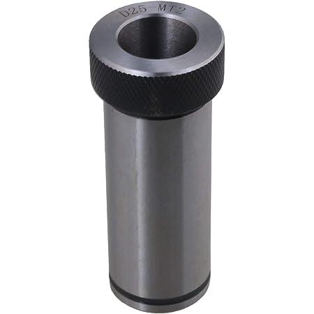 1PC Steel 40Cr Turning Tool Sleeve 25mm CNC Lathe Holder Bushing D25-MT1//MT2//MT3