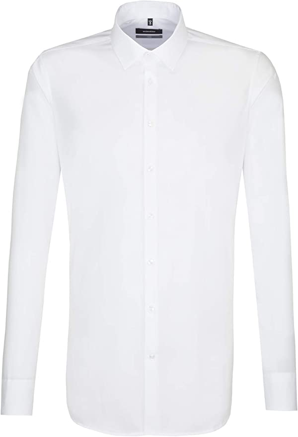 Seidensticker X Slim Extra Langer Arm Mit Kent Kragen Bügelfrei Camisa de Oficina para Hombre