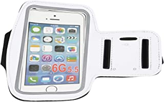 Mobile Phone Arm Pocket, White, Mf296- W