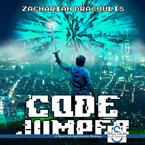 Couverture de Code Jumper: A GameLit Novel