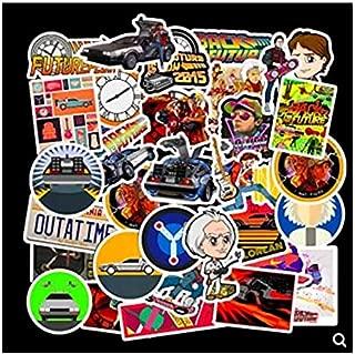 ZJJHX Star Trek Space Cartoon Graffiti Sticker Maleta Equipaje Guitarra Car Stickers Impermeable 36 Hojas
