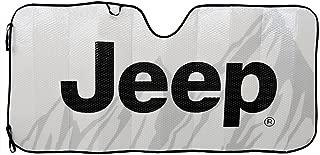U.A.A. INC. Jeep Classic Elite Mopar Automotive Sun shade Windshield Reflective Sunshade