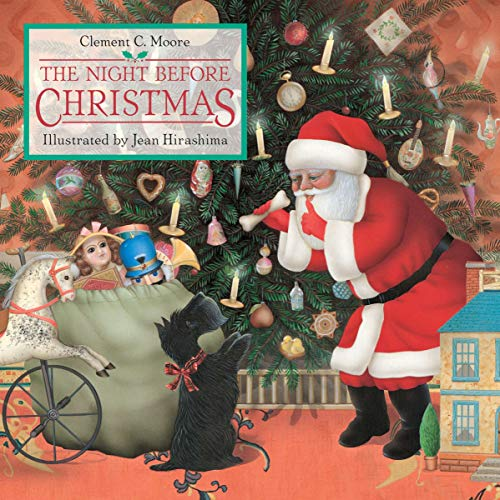 The Night before Christmas (Grosset & Dunlap All Aboard Book)