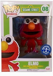 Funko Pop Sesame Street Elmo - Figura de vinilo