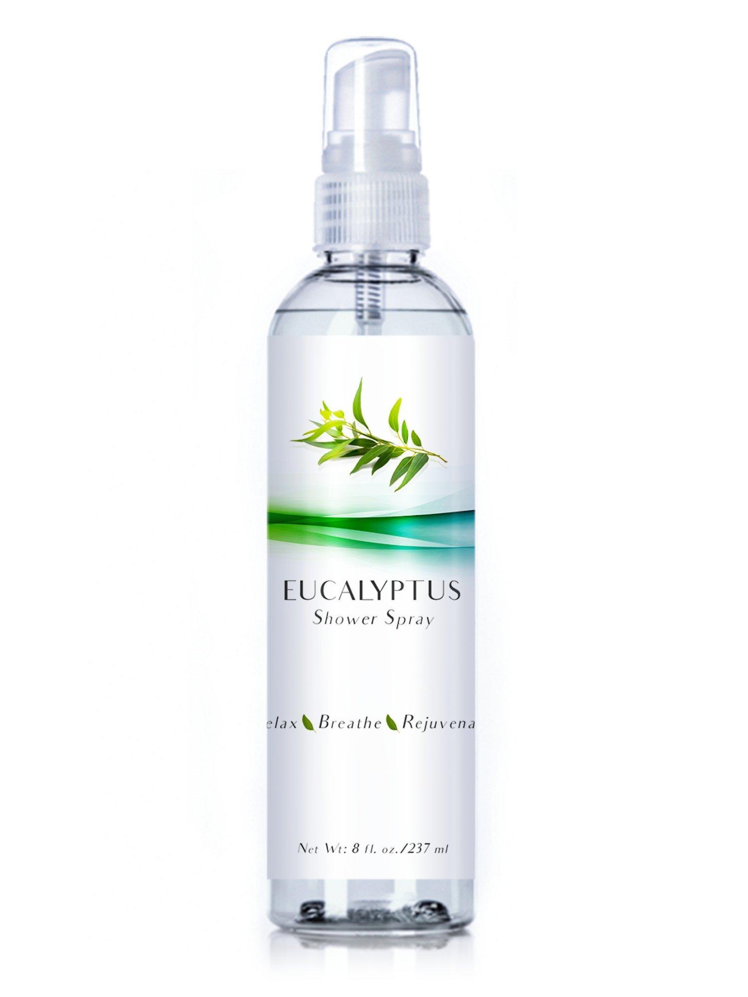 Luxury Eucalyptus Shower Essential Showers