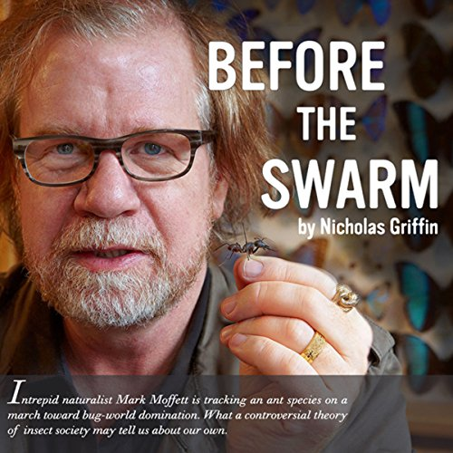 Before the Swarm audiobook cover art