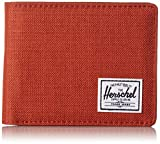 Herschel Supply Roy RFID Portafoglio Dualfold, Picante-Portello a Croce, Misura standard Uomo