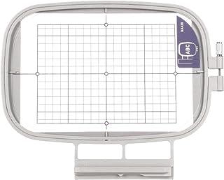 "HONEYSEW Large Embroidry Hoop 5"" x 7"" (130x180mm) for Brother Duetta 4500D,Duetta 4700D,Duetta 4750D,Innovis 1500,1500D,25..."