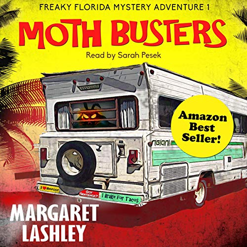 Moth Busters Audiobook By Margaret Lashley cover art