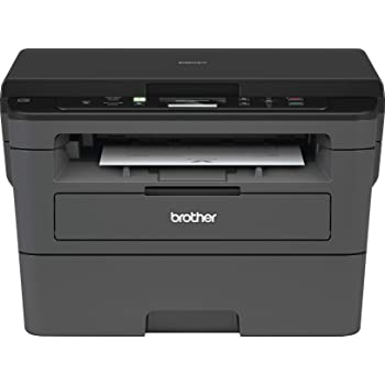 Brother DCP-L2530DW Mono Laser Printer - All-in-One, Wireless/USB 2.0, Printer/Scanner/Copier, 2 Sided Printing, A4 Printer, Small Office/Home Office Printer