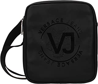 Jeans Linea Tiger Mens Cross Body Bag Black