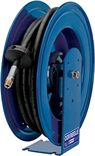 Coxreels EZ-E-MP-330 Safety Series Spring Rewind Hose Reel for air/water/oil: 3/8