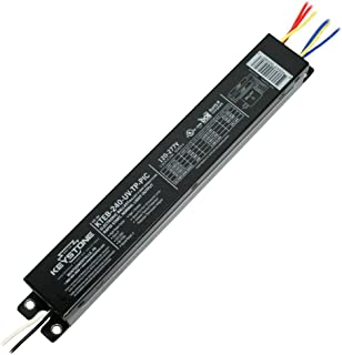 Keystone 00280 - KTEB-240-UV-TP-PIC T12 Fluorescent Ballast