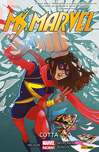 Ms. Marvel (2014) 3: Cotta (Ms. Marvel (Marvel Collection)) (Italian Edition)