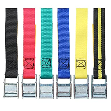 NRS 1in Color-Coded Straps Blue, 8ft