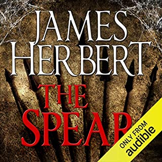 The Spear audiobook cover art
