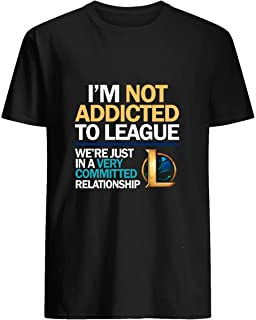 I m not addicted to League of Legends 77 Nsync T shirt Hoodie for Men Women Unisex