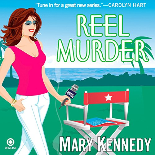 Reel Murder audiobook cover art