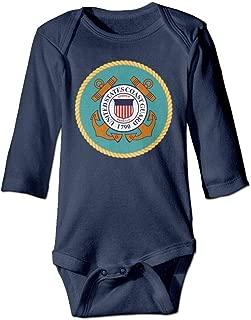 United States Coast Guard Child Fashion Jumpsuit Bodysuit Jumpsuit Outfits Jumpsuit Casual Clothing