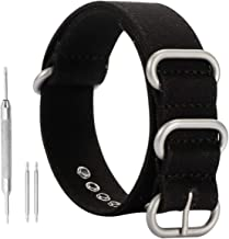 26mm extra long watch band