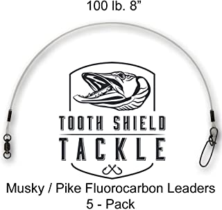 Tooth Shield Tackle 5 Pack 100 lb 8