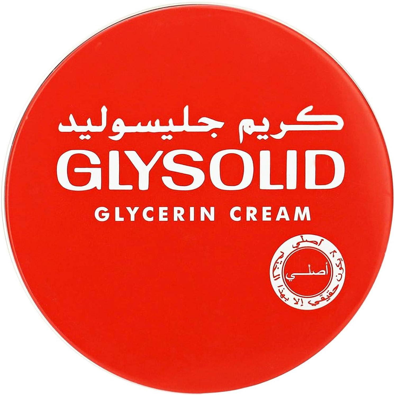 上下する永遠の入植者Glysolid Cream Face Moisturizers For Dry Skin Hands Feet Elbow Body Softening With Glycerin Keeping Your Skin Soft Healthy And Smooth (250 ml)