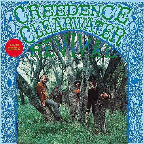 Creedence Clearwater Revival (Ltd.Half Speed LP) [Vinyl LP]