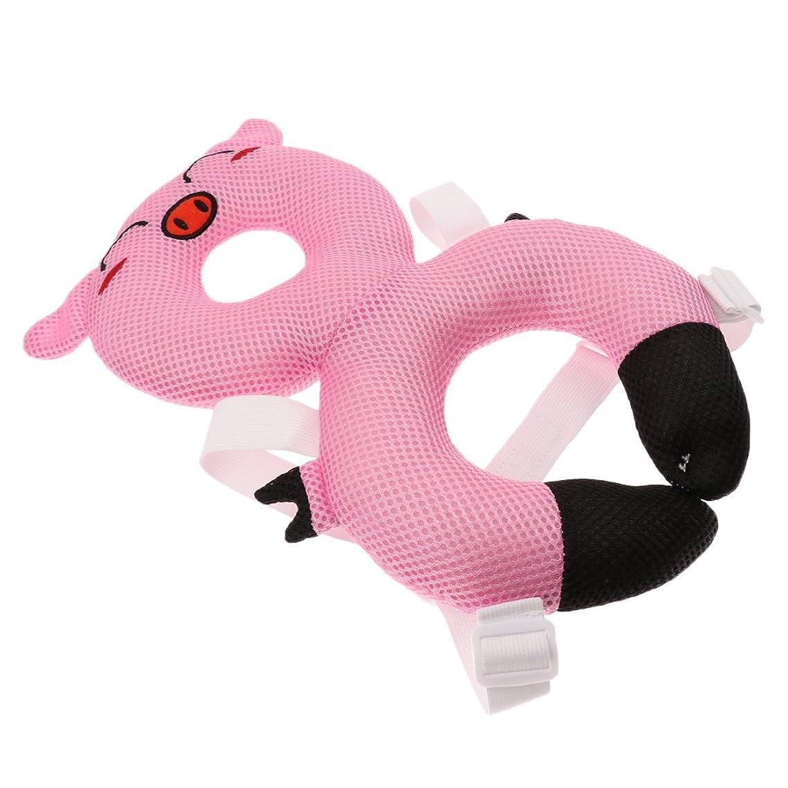 着るカウントアップ永遠にT TOOYFUL キッズ 乳幼児用 頭を保護できる ヘッド プロテクター 保護 怪我防止 可愛い 通気性 全8種 - カラー8