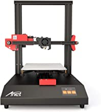 JAEDO Anet ET4 Auto Leveling DIY 3D Printer All Full Metal Fram with 2.8 Inch Color Touchscreen and Resume Printing Function Build Volume 220×220×250