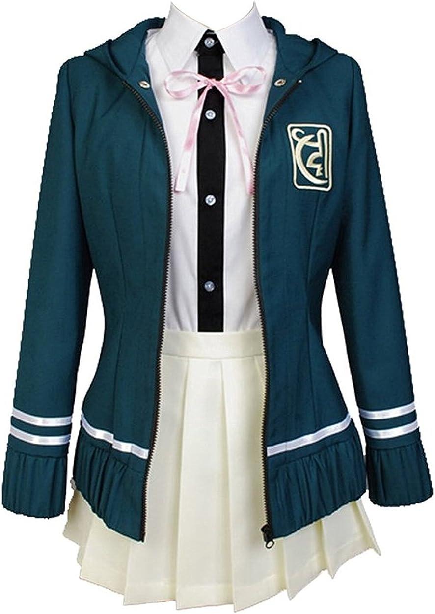 KACM Cosplay 完全送料無料 Female High School Chiaki 40%OFFの激安セール Nanami Uni Outfit