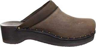 Berkemann Unisex Adults Soft-Toeffler Clogs, 10 UK