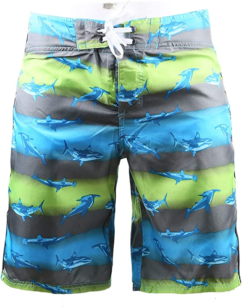 Mens Swim Trunk with Pockets Surfing Wrestling Holiday Board Short