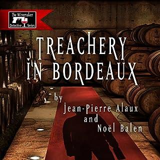 Treachery in Bordeaux (Mission à Haut-Brion) cover art