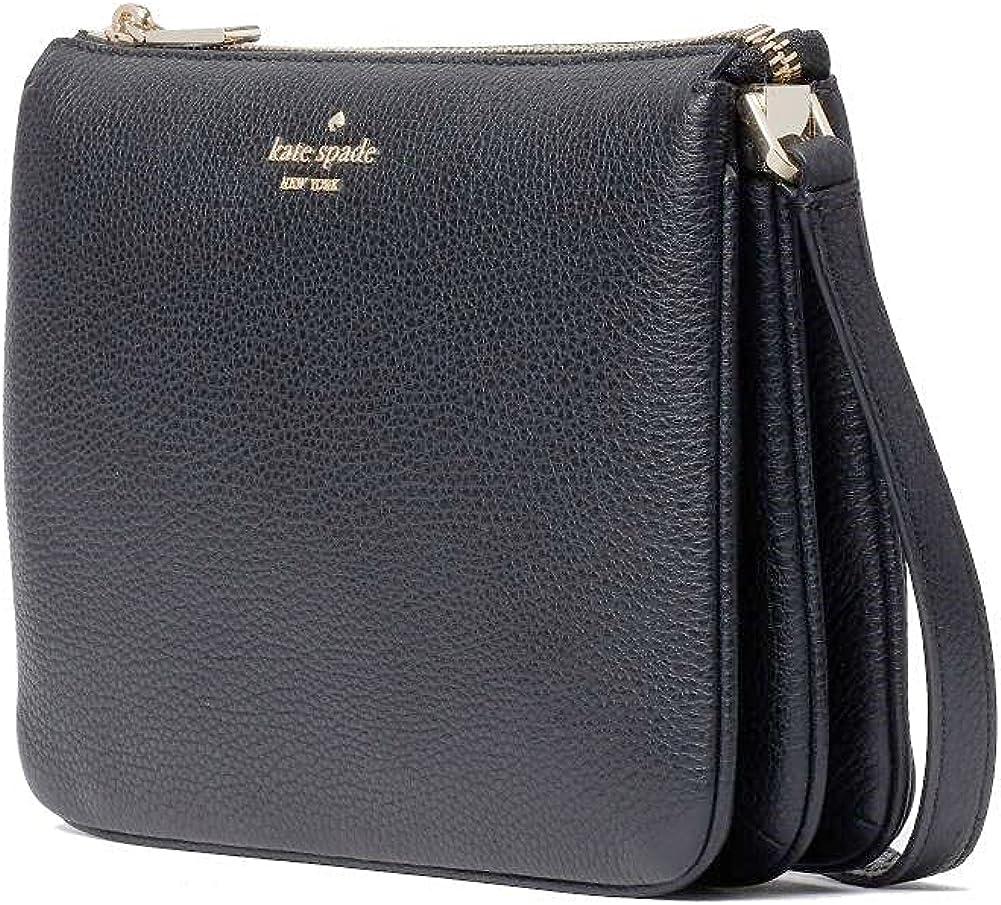 Regular discount kate spade crossbody purse for triple wholesale crossbo gusset Leila women