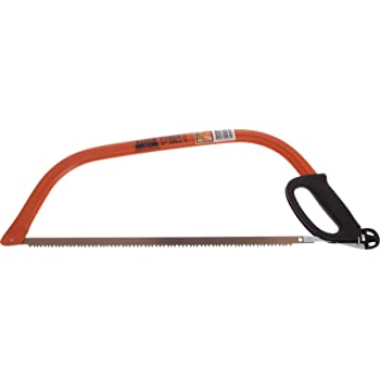 Bahco 10-24-23 Bow Saw with Ergo Handle, 24-Inch