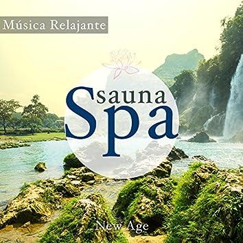Sauna Spa: Musica Relajante de Spa para Masaje, Hammam, Termas y para Meditacion Guiada para Sanar