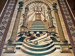 Scottish Rite Carpet on Amazon.com