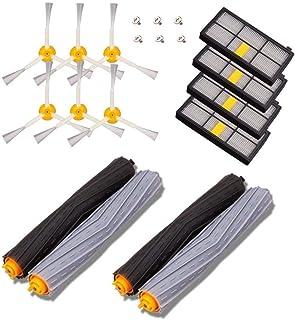 MIRTUX Kit de rechange compatible avec Roomba s/érie 800 et 900.Pack de brosses extracteurs et accessoires de rechange.