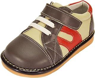 HLT Toddler/Little Kid Boy Cool U Stripe Squeaky Shoe