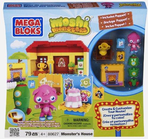 Mega Bloks - Megabloks - 80627U - Juego de construcción - Moshi...