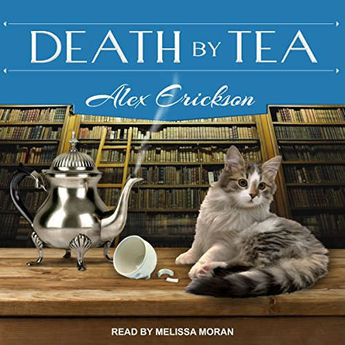 Death by Tea audiobook cover art