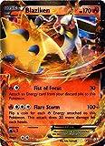 Pokemon Blaziken EX # XY54 Foil Holo Promo Card XY 54 by Pokemon Center