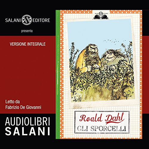Gli Sporcelli audiobook cover art